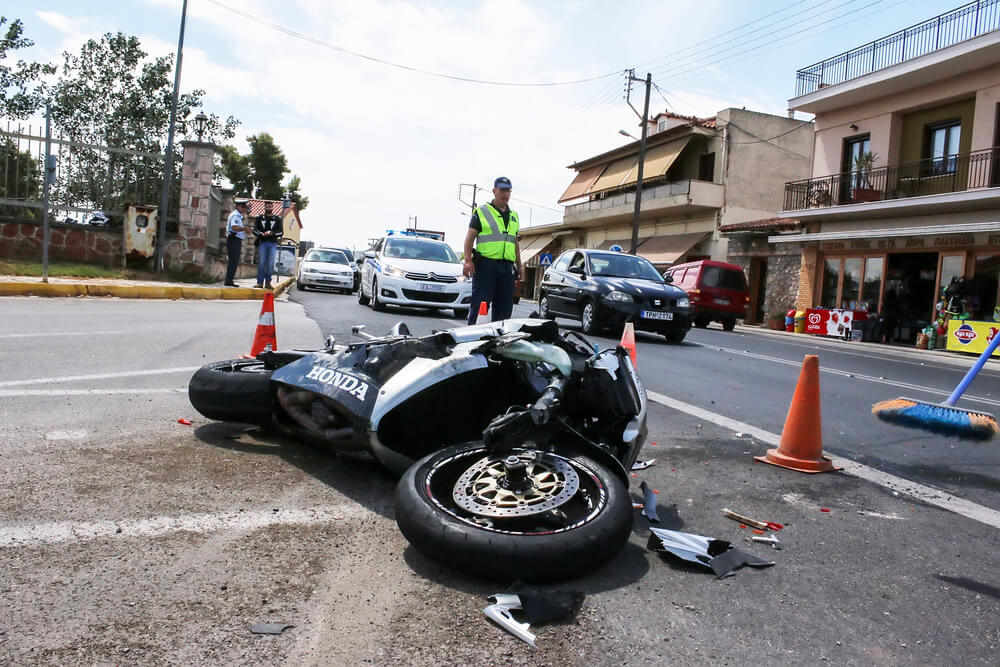 Columbus Motorcycle Accident Attorney