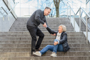 Columbus Slip and fall accidents